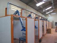 Hệ thống cabin hàn