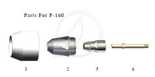 Bép cắt Plasma P-160