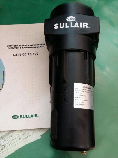 Lọc nước máy nén khí Sullair WS 100
