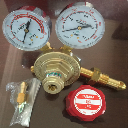 Đồng hồ gas CGA-510 Tanaka